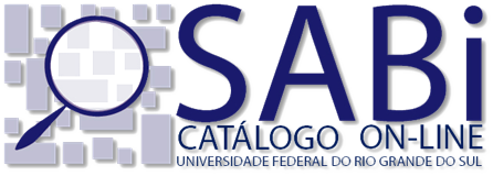 Catálogo on-line do Sistema de Bibliotecas da Universidade Federal do Rio Grande do Sul